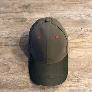 Lululemon Fatigue Green Reflective Baller Hat